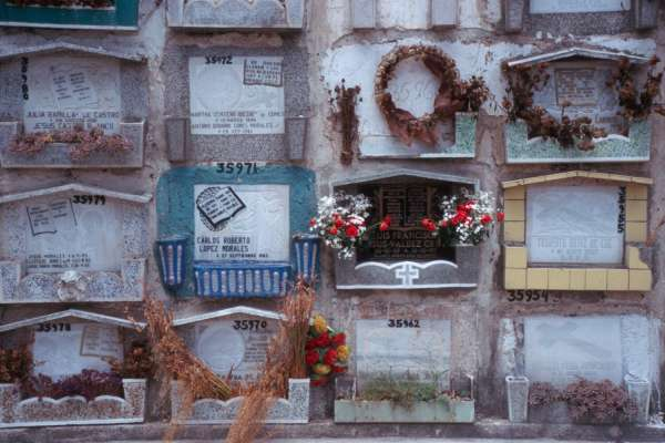 day 3 part 2 cemetery and wealthy section of guatemala city